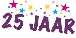 felicitatie 25 jaar in dienst Felicitatie 25 Jaar Dienst   ARCHIDEV felicitatie 25 jaar in dienst